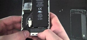 Replace your iPhone 4 back cover step by step