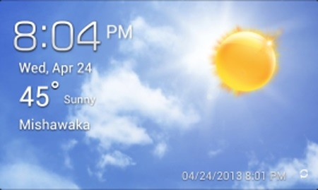 How to Get the New GS4 Weather Widgets on Your Samsung Galaxy S3