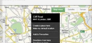 Sync a route you've planned on the web to your Nokia C6-01