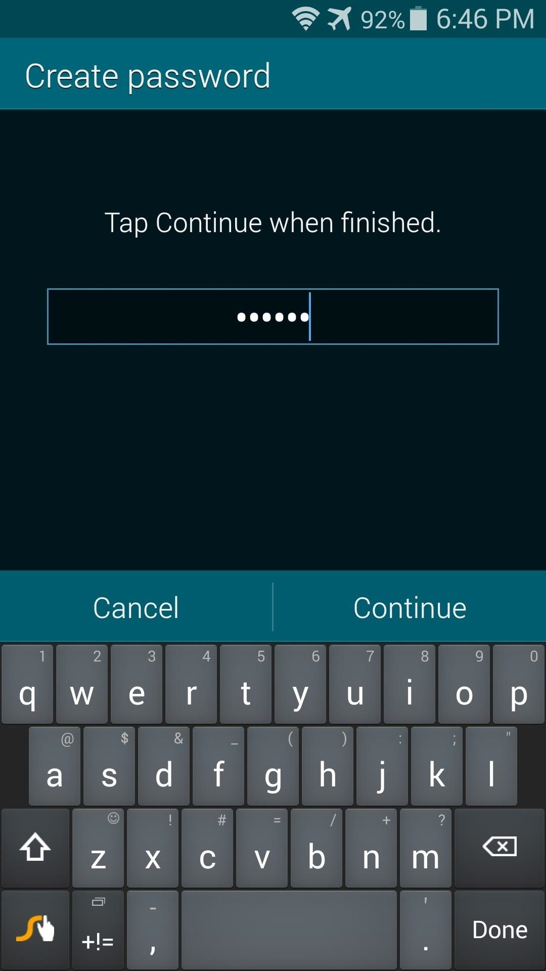 How to Lock Any App with Fingerprint Security on Your Galaxy S5