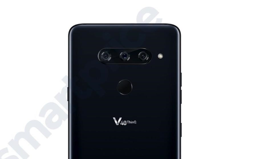 . 4 October: Everything we Know about the LG V40 ThinQ - 5 Cameras, 1 Notch and Top-Tier Laundry List Specifications