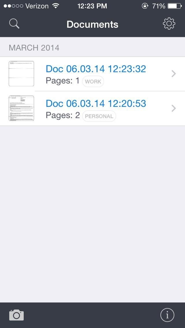 Scan Multiple Docs into One PDF on Your iPhone with FineScanner (Free for a Limited Time)