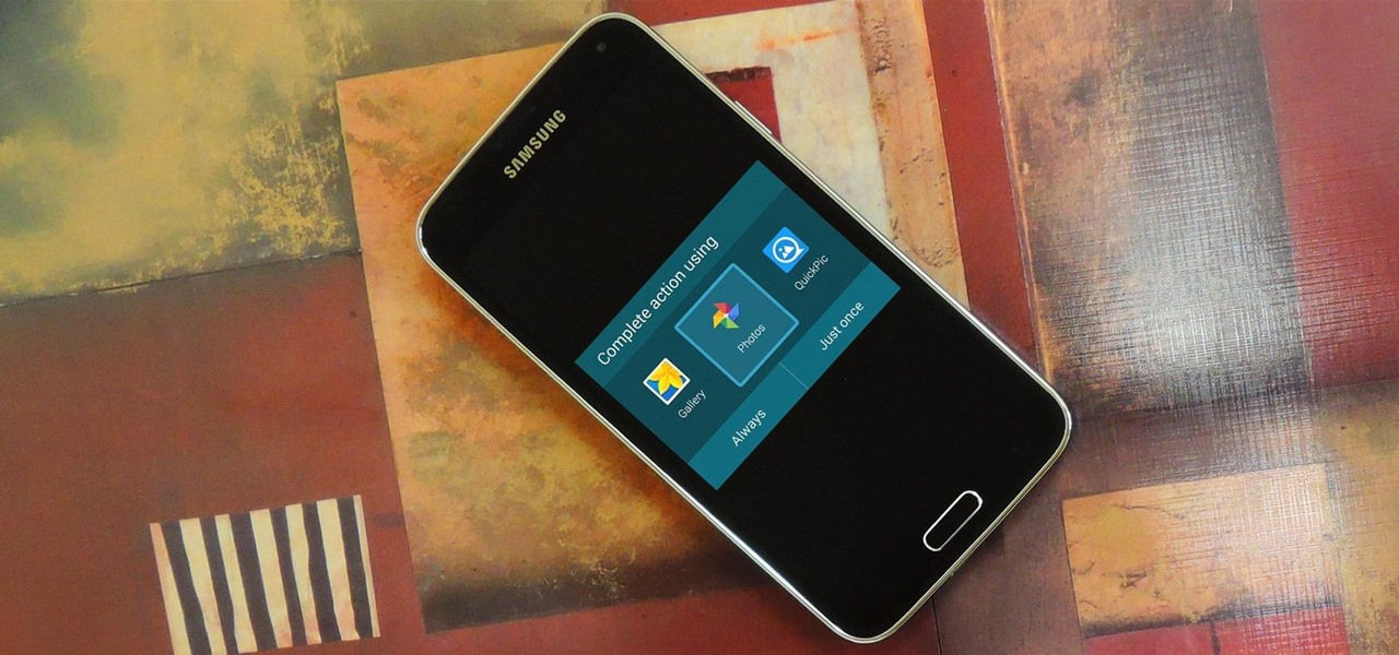 Use Any Gallery App as the Camera Roll on Your Samsung Galaxy Device