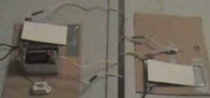 Build a Morse code telegraph