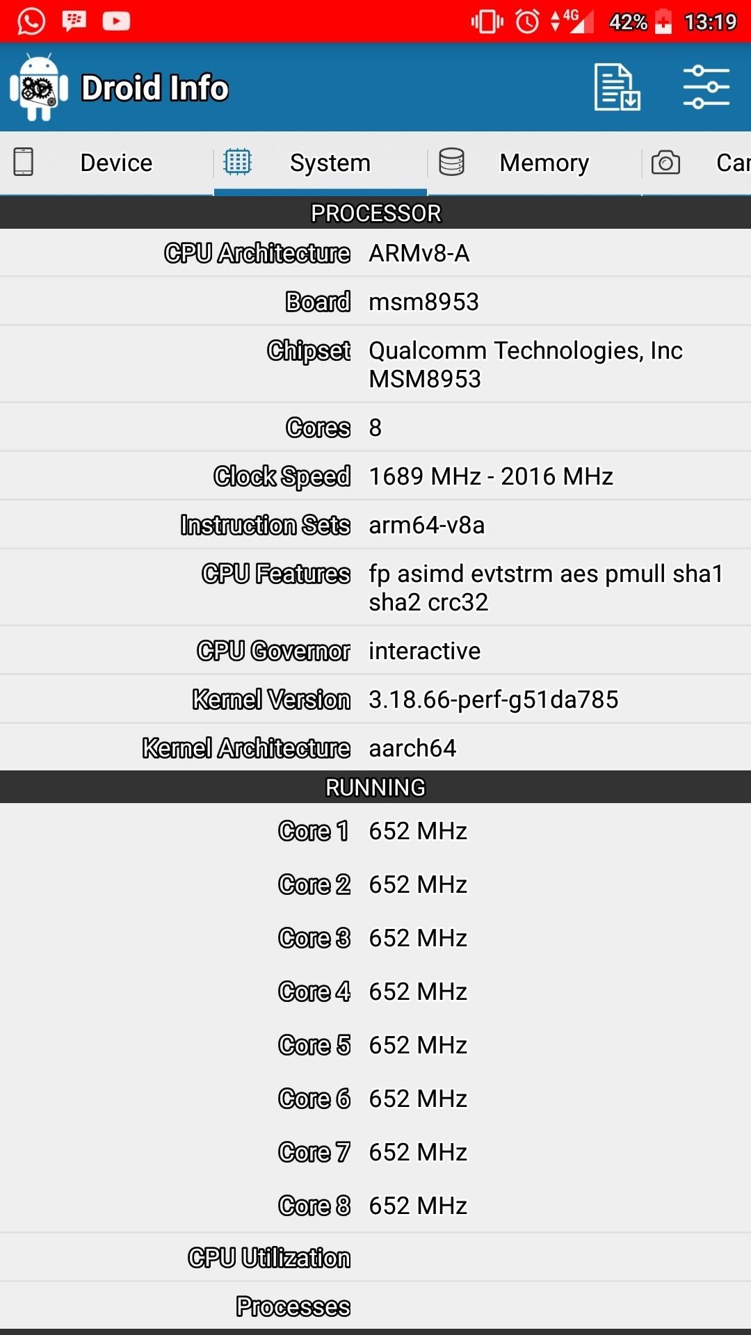 Android Basics: How to See What Kind of Processor You Have