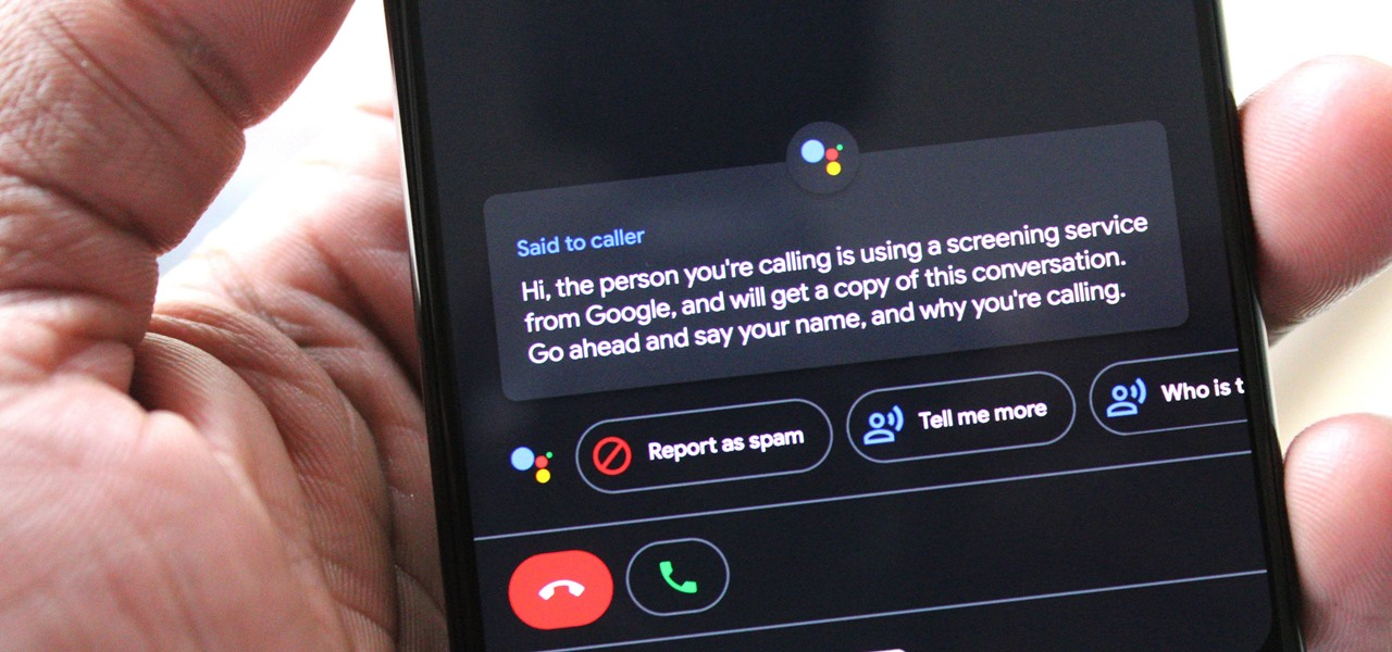 Use This Trick to Eavesdrop on Callers with Google's Call Screen Feature