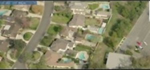 See high quality pictures of your house on the Web