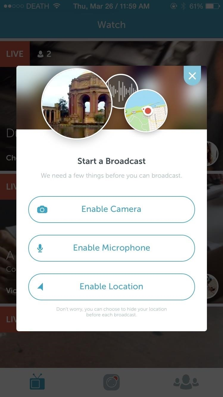 Meet Periscope, Twitter's Meerkat Killer for Live Streaming Video on Your iPhone