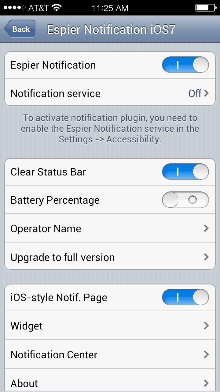 How to Bring iOS 7-Style Notifications to Your Samsung Galaxy S3 or Other Android Device