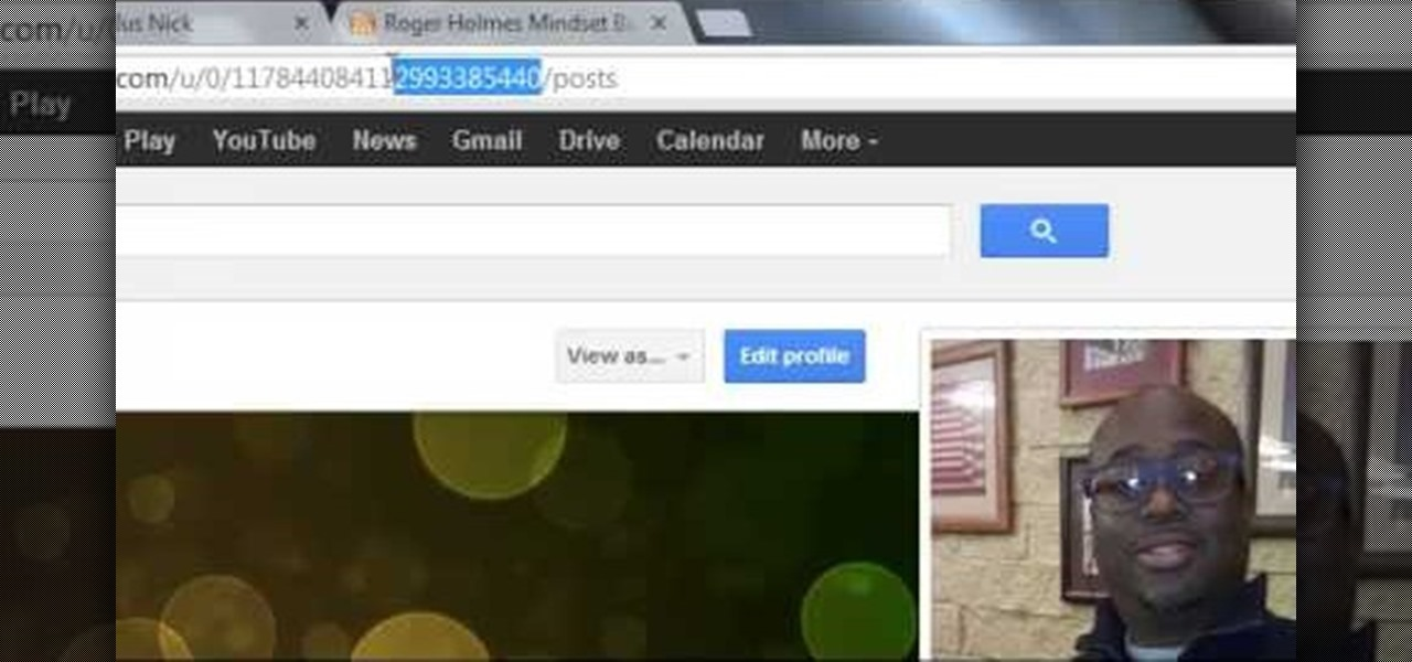 Get a Vanity URL for Your Google+ Profile