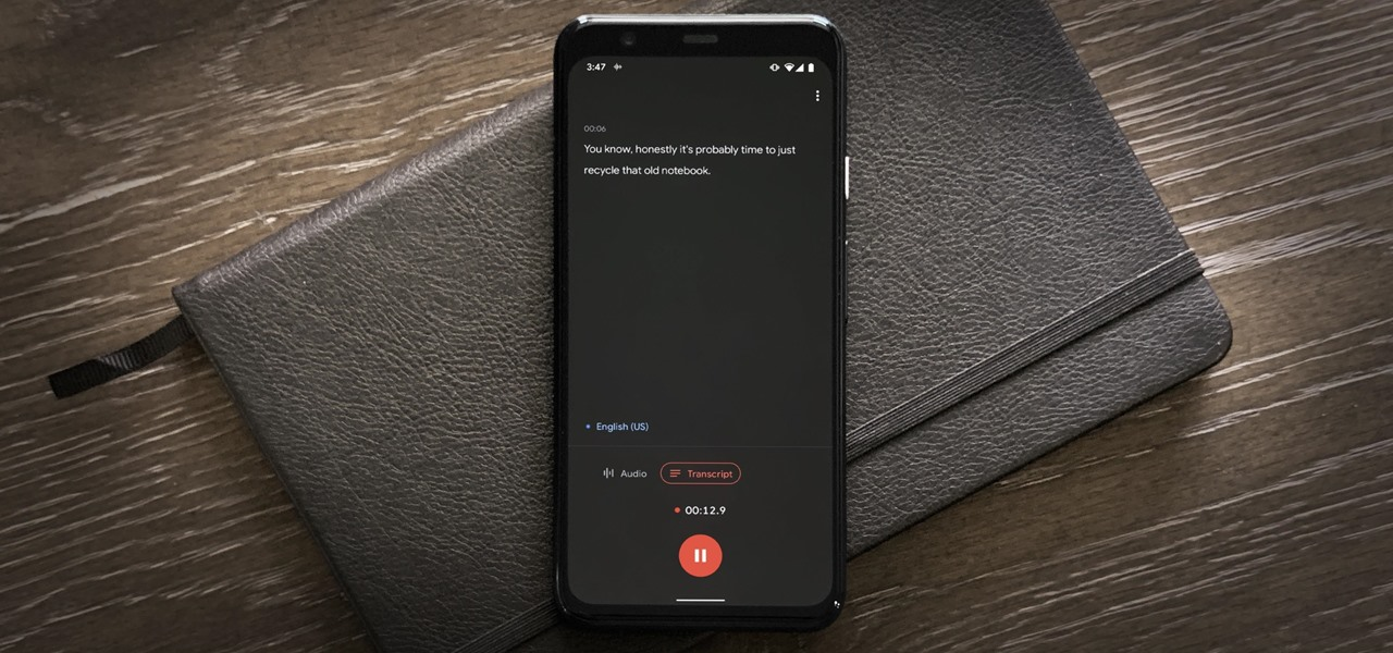 How To: Take Better Notes on Android Without Ever Typing a Thing