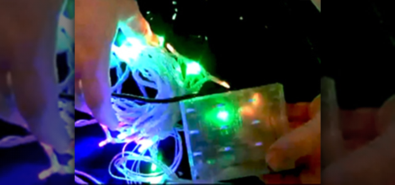how to hack battery powered christmas lights into laptop holiday decorations hacks mods circuitry gadget hacks
