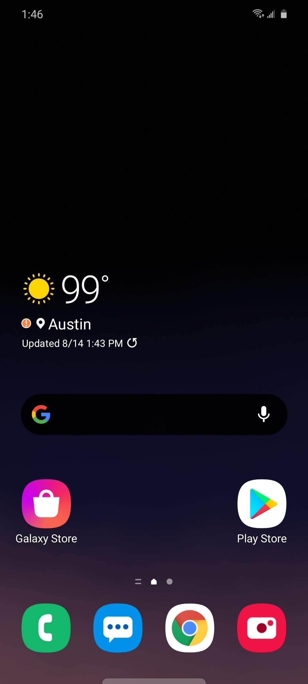 How to Get the Pixel 4a's New 'Eclipse' Live Wallpaper on Any Phone