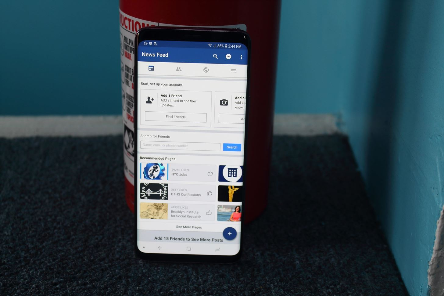Samsung, not Apple, Make the best social media (and we can prove it)