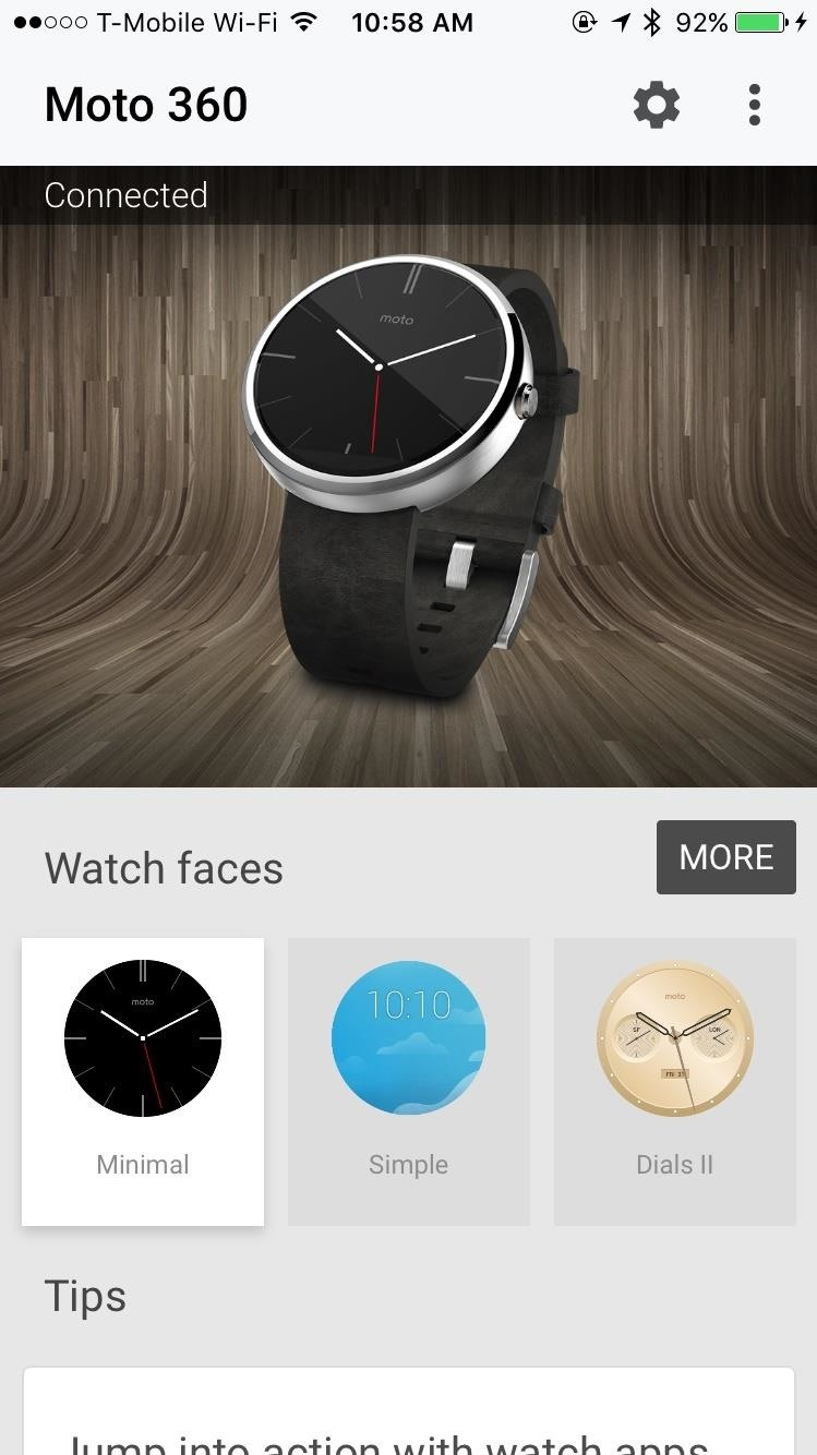 How to Set Up & Use an Android Wear Smartwatch on Your