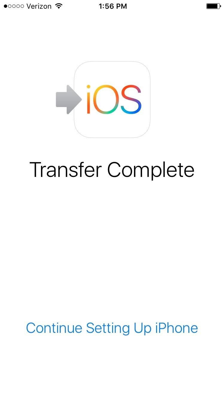 How to Easily Transfer Everything from Android to iPhone