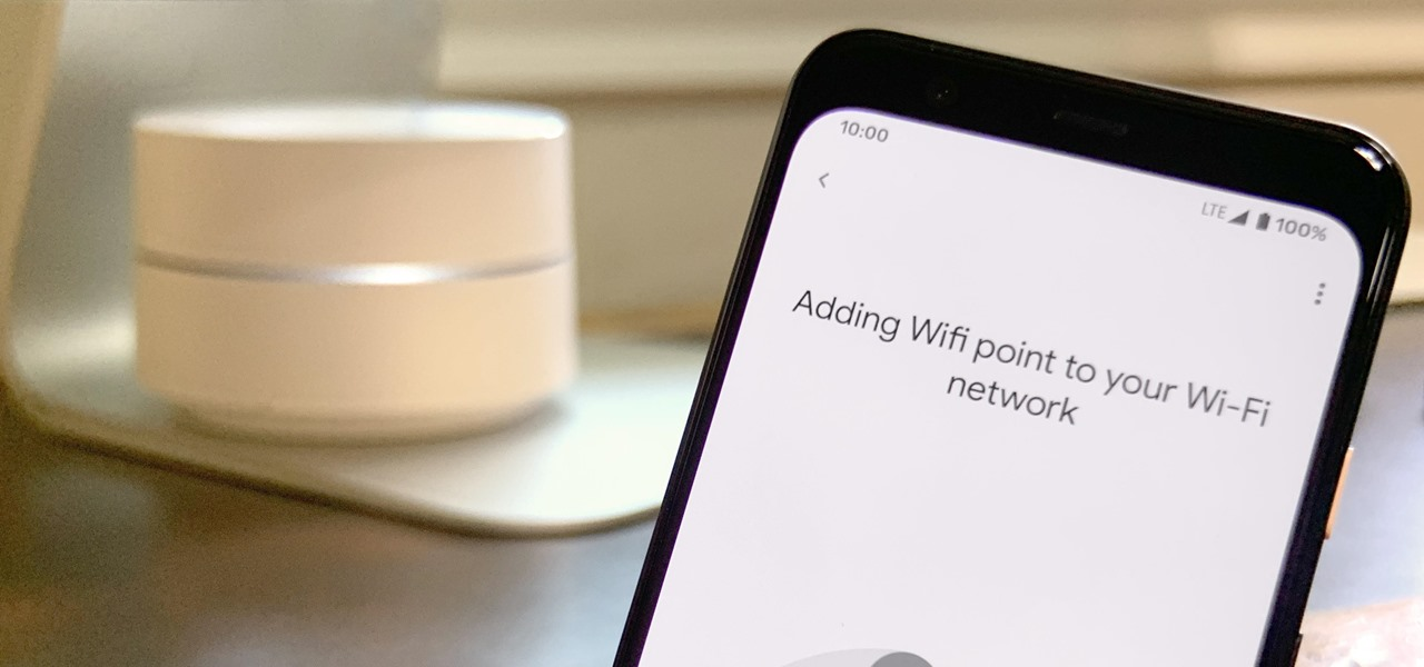 Migrate Your First-Gen Google Wifi Pucks to the Google Home App