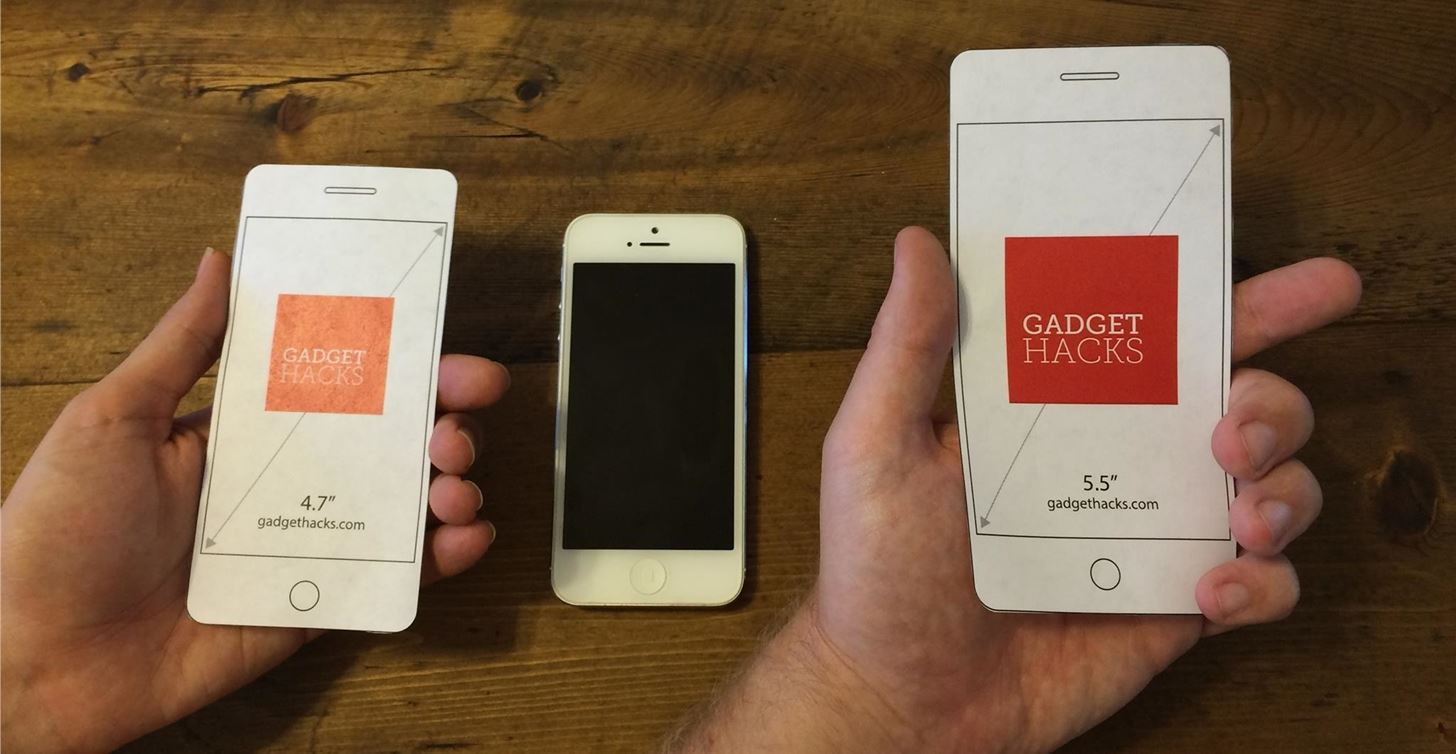 Which iPhone 6 Size Is Best for You? Use Our Printable Cutouts to Find Out