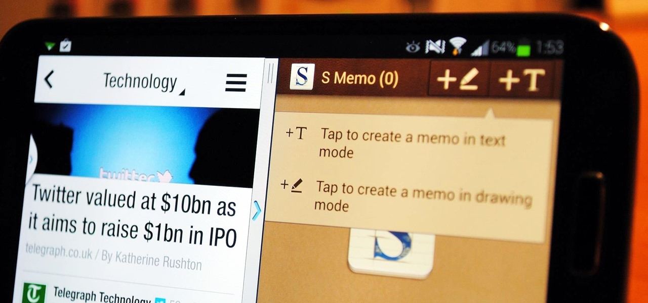 Enable Multi-Window View for Every Single App on Your Samsung Galaxy S4
