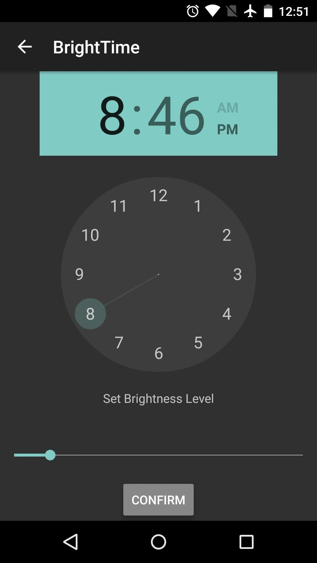 Automatically Change Brightness Levels Based on the Time of Day on Your Nexus 5