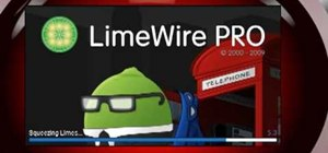 Download Limewire Pro 5.3.6