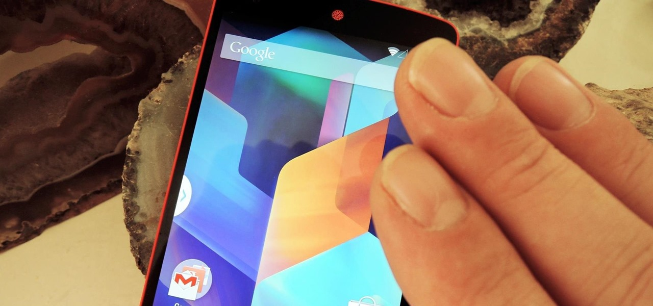 Control Your Nexus 5 Without Touching the Screen