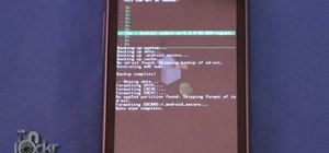 Install a custom ROM on a Google Android smartphone with the One-Click Method