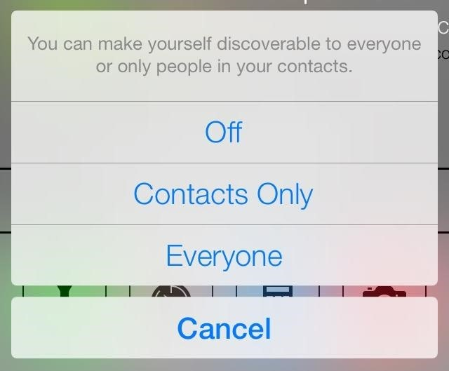 How to Use AirDrop to Share Photos, Contacts, & Other Files in iOS 7