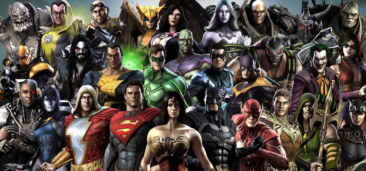 Create the Ultimate Injustice Team by Unlocking Only the Characters You Want