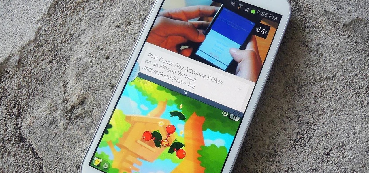 Make Incompatible Apps Work in Multi-Window View on Your Galaxy Note 2