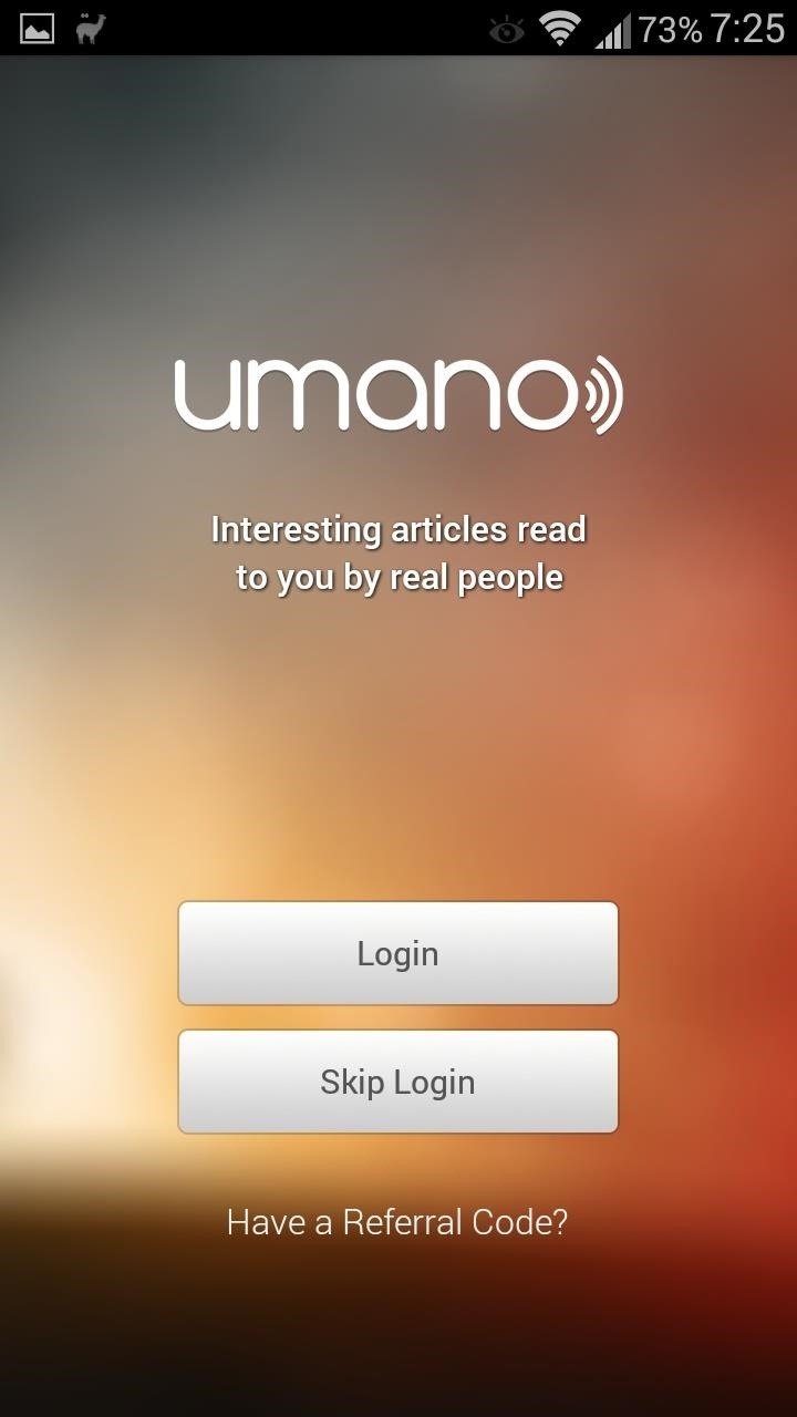 Daily News Without Reading: Listen to Articles Narrated by Real Humans on Your Galaxy S3