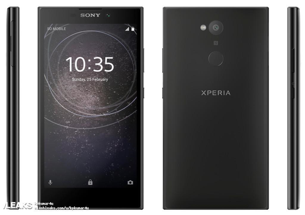 Sony's Leaked Xperia Phones Are the Ugliest We've Seen in 2018 So Far