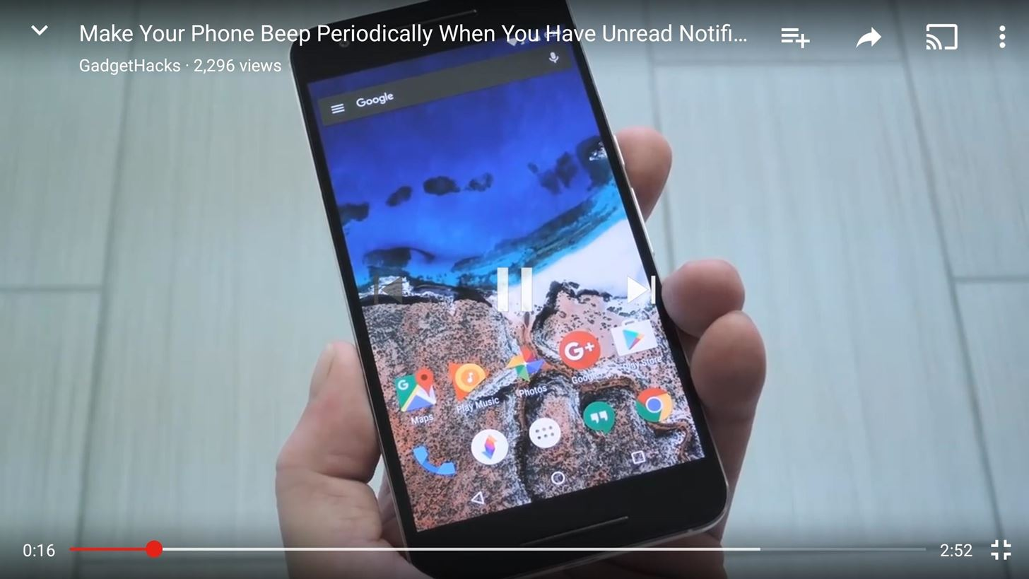 How to Block Ads in Android's YouTube App Without Using Xposed