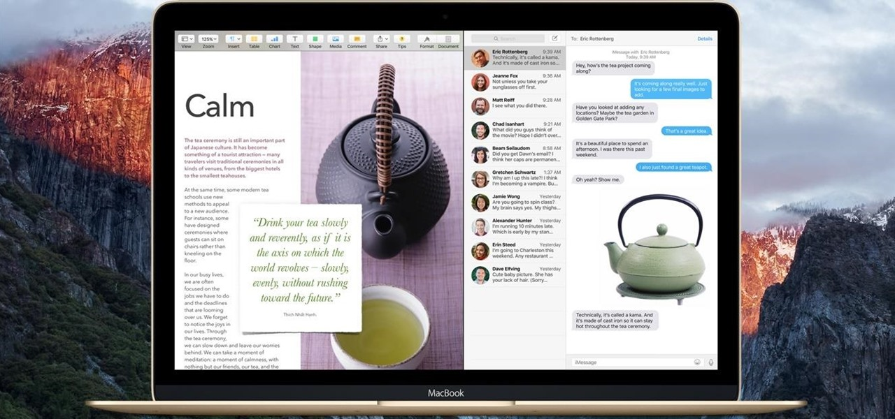 Download OS X 10.11 El Capitan on Your Mac