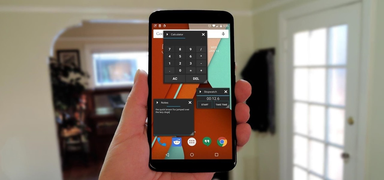 Tiny Apps Is a Complete Floating Multitasking Suite for Android