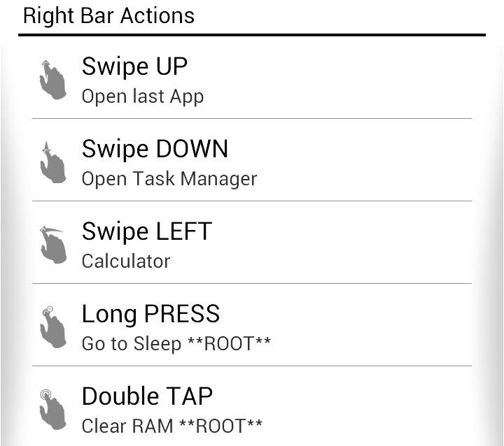 How to Navigate Apps & Settings with Slides & Gestures on Your Samsung Galaxy S3
