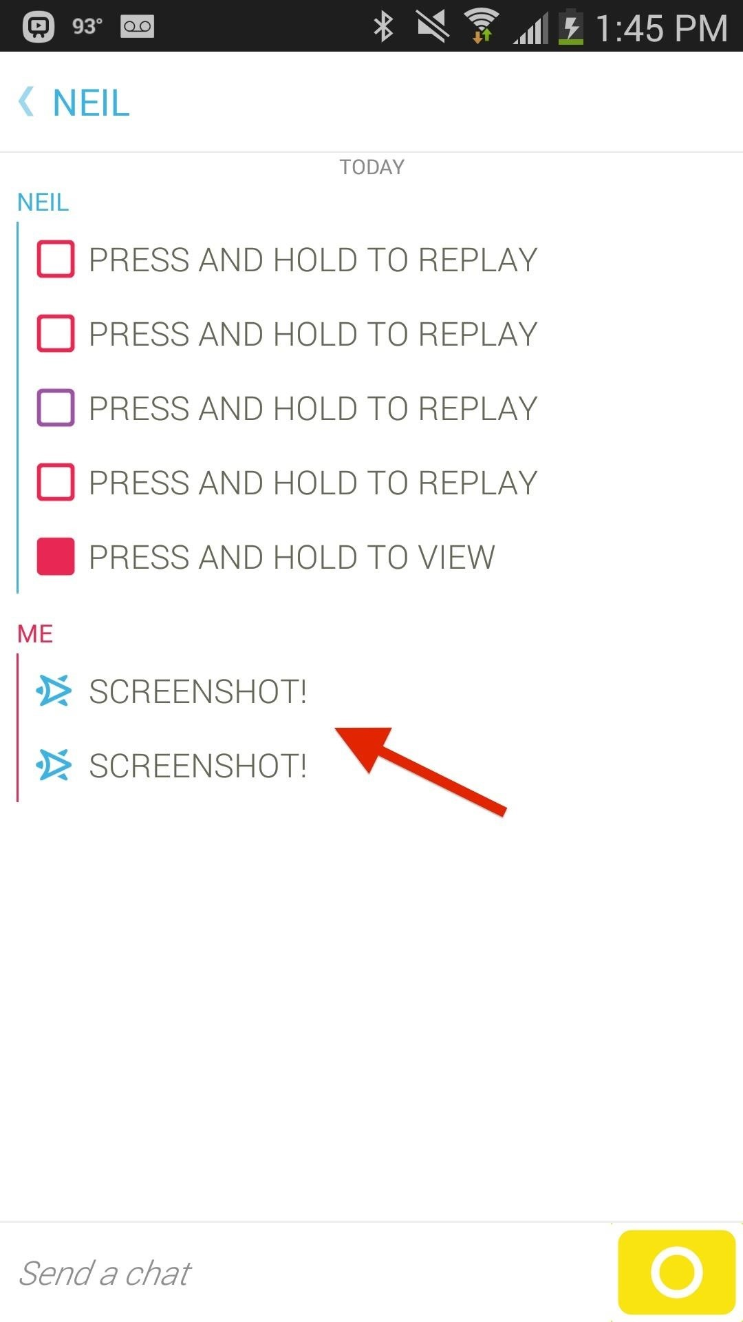 How to Secretly Save Pics & Videos on the Newest Snapchat with Your Galaxy Note 3