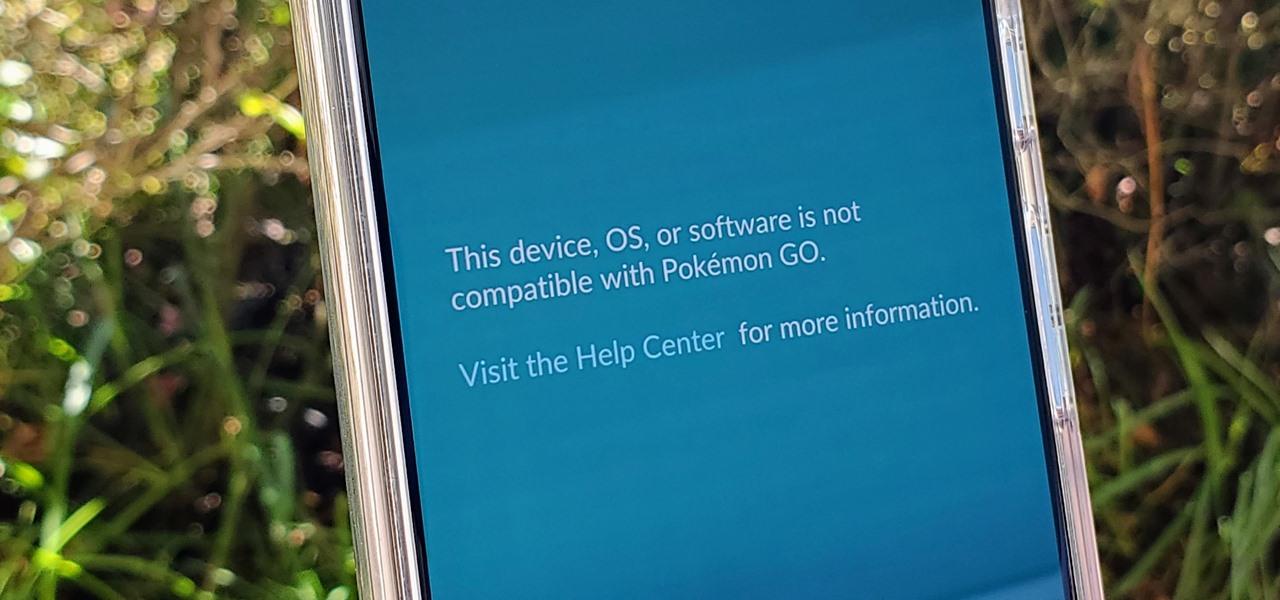 Make Pokémon GO Work When You Have TWRP Installed