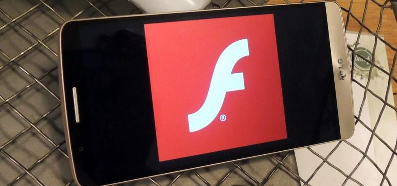 Install Adobe Flash Player on Your LG G3 to Play Web Games & Flash Videos