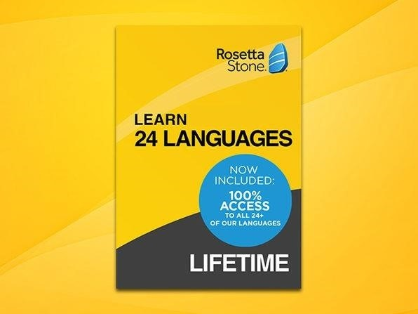 Learn Any of Rosetta Stone's 24 Languages with This Incredible App Bundle