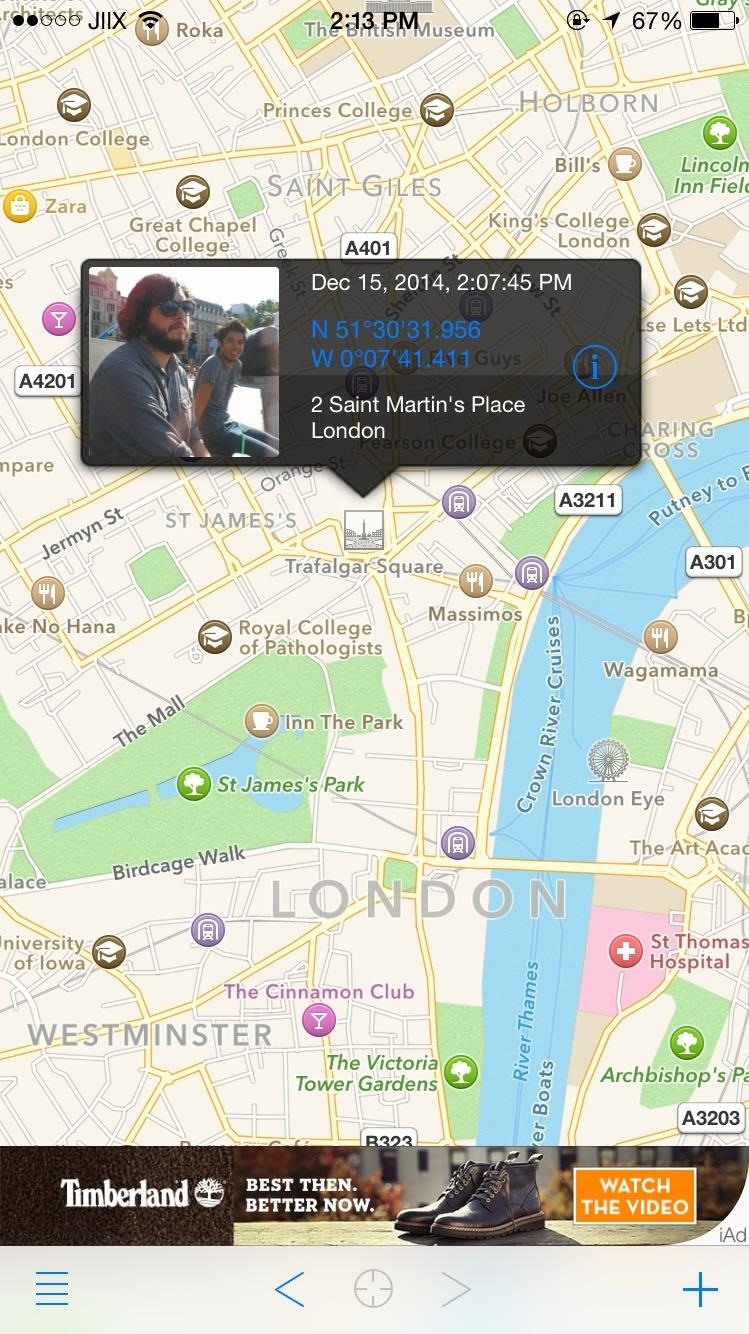 Add Locations to Un-Geotagged Photos Before Posting to Your Instagram Photo Map