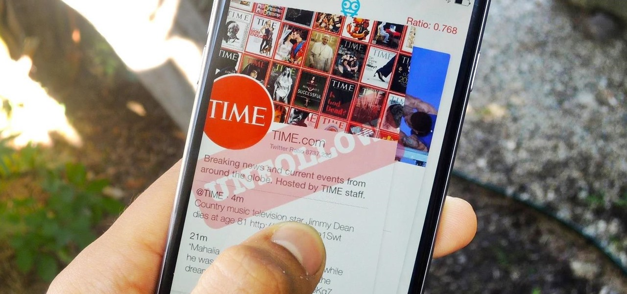 The Easiest Way to Clean Up Your Twitter Timeline on Your iPhone