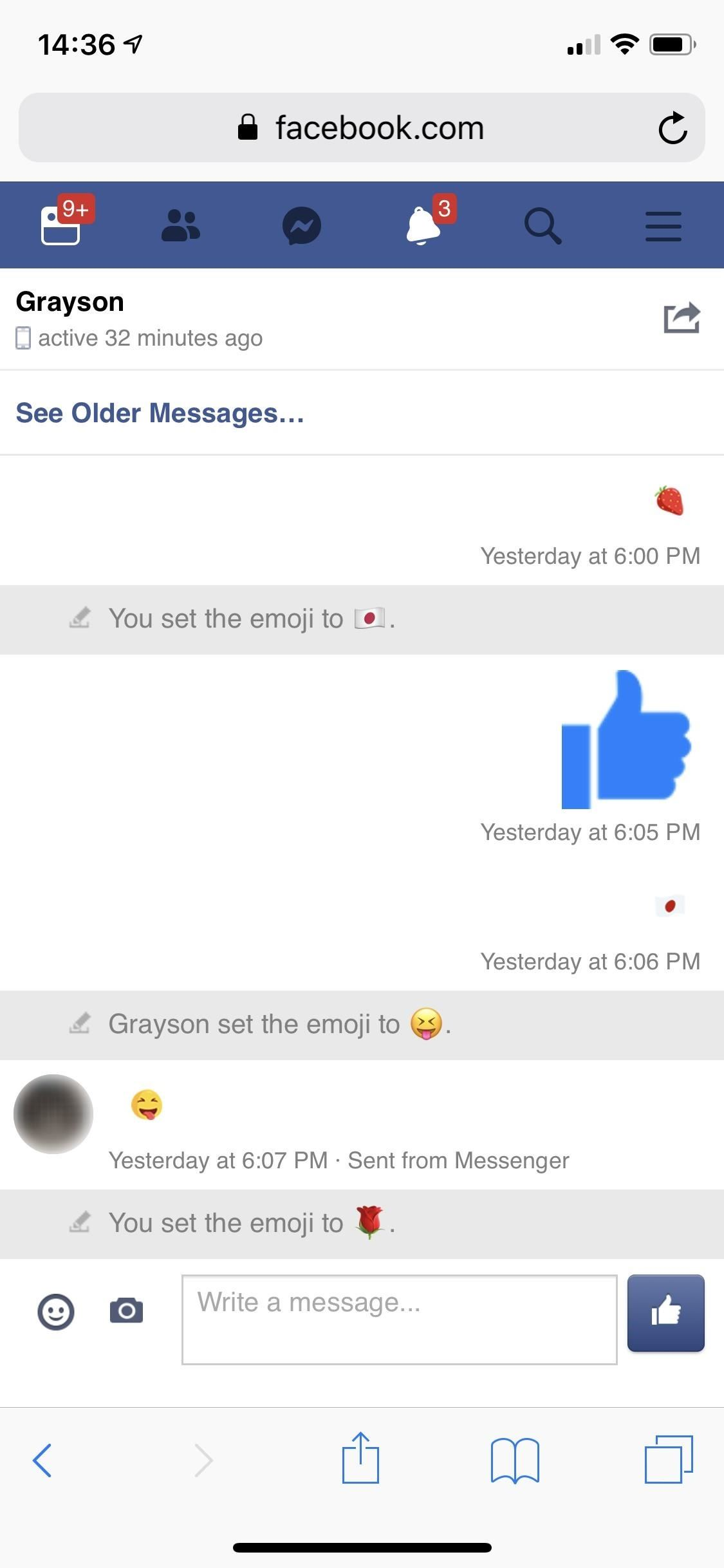 Sick of Thumbs Up? How to Change the Default Chat Emoji in Individual Messenger Threads