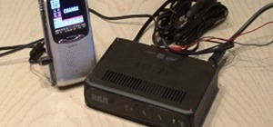 Mod a digital converter box into a battery powered one
