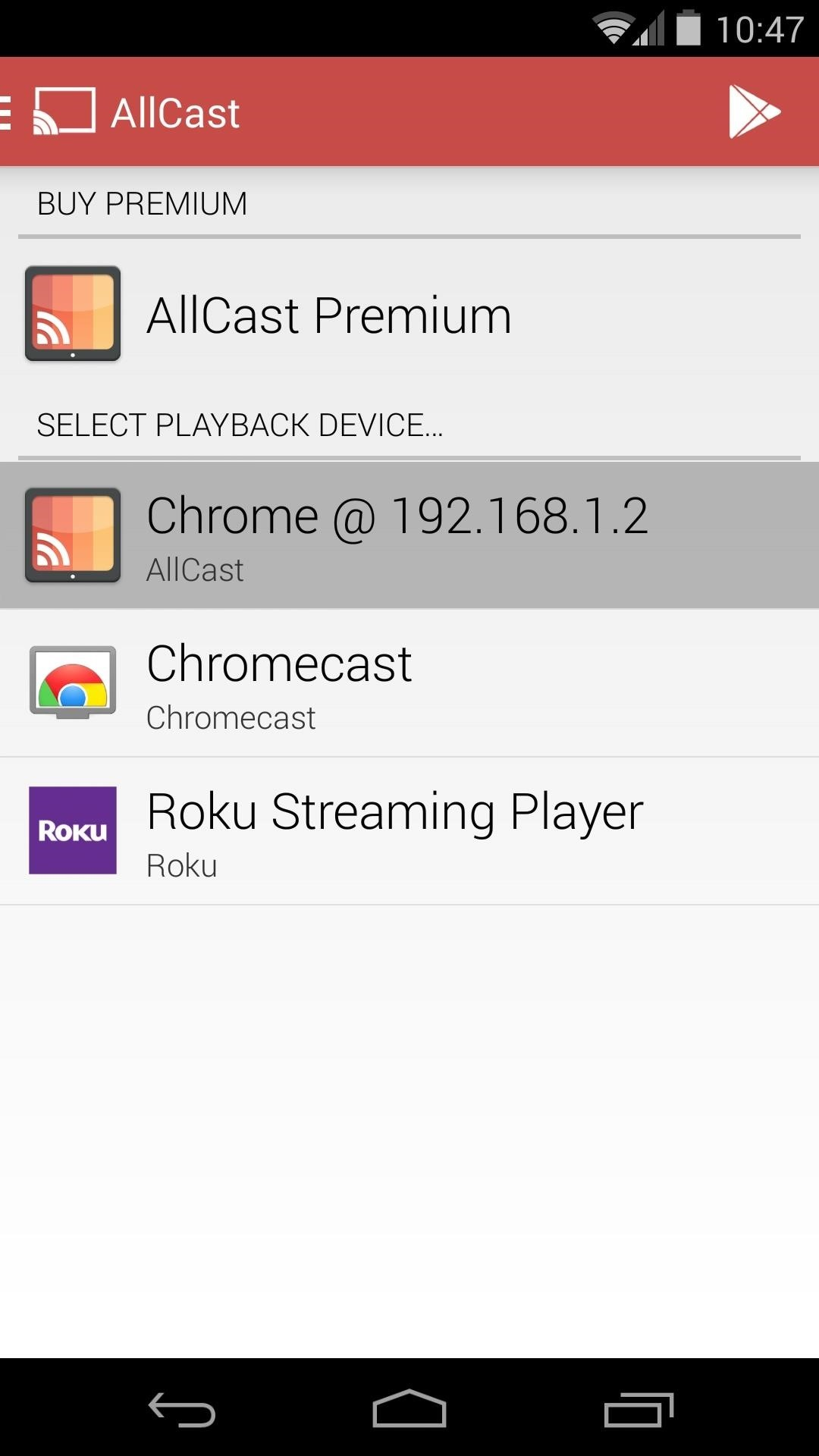 How to Stream Movies, Music, & Pictures from Your Nexus 5 to Your Computer