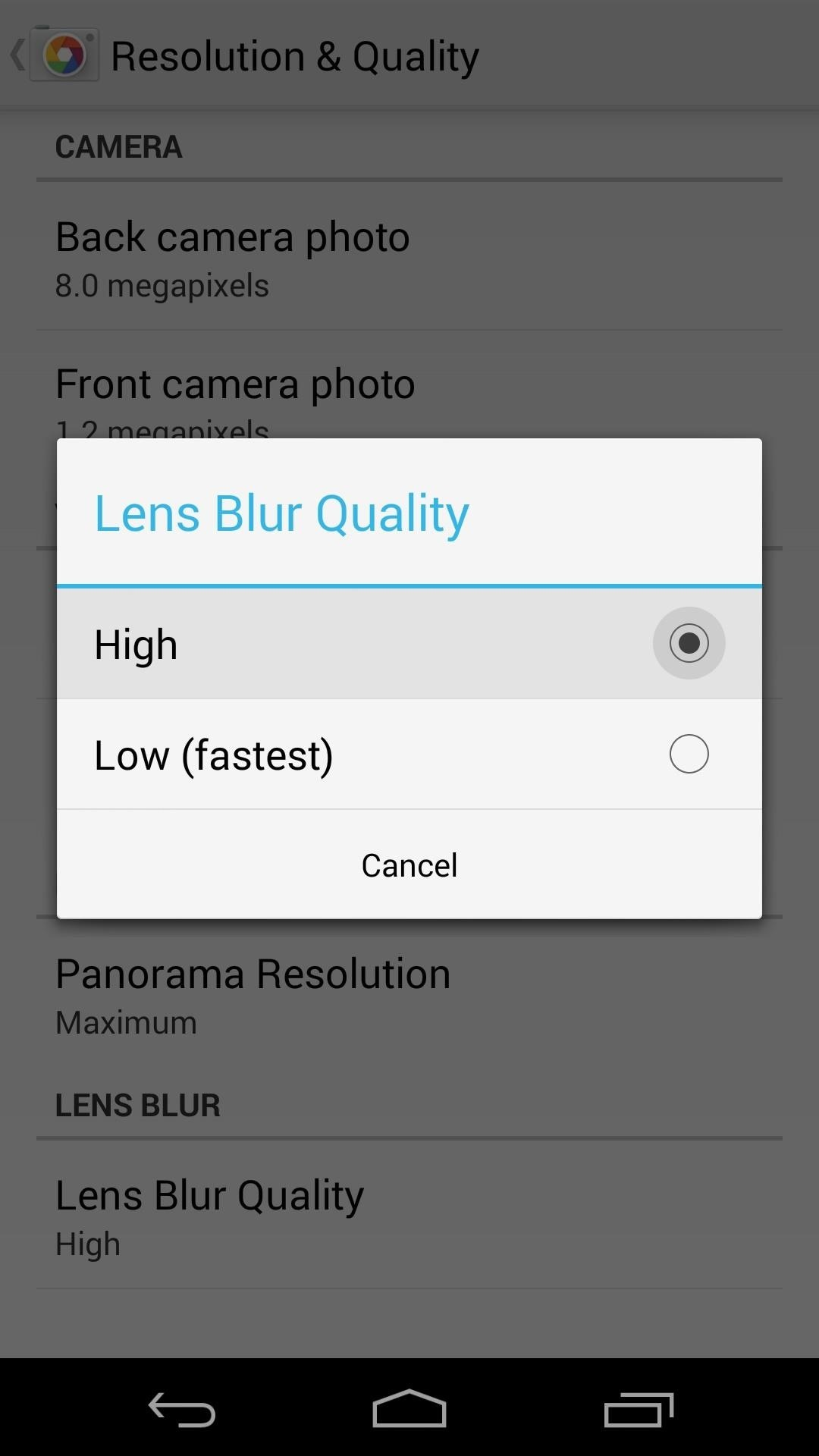 How to Get the Most Out of Your Nexus 5's Camera