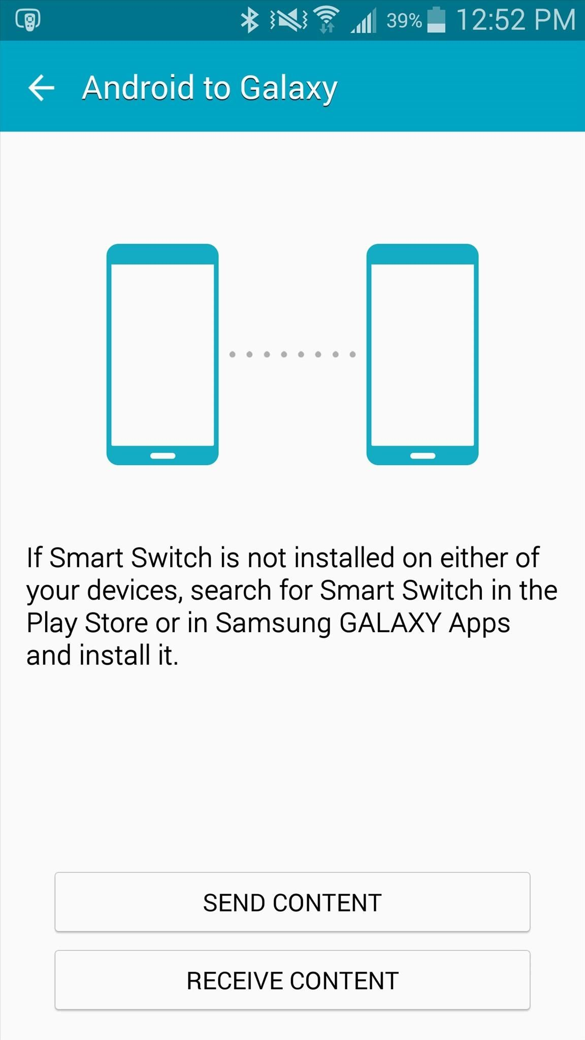 Get the Samsung Galaxy S6's Newer Smart Switch App on Any Galaxy Device
