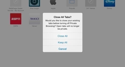 "The One Flaw You Need to Know About Safari's ""Private"" Mode in iOS 8"