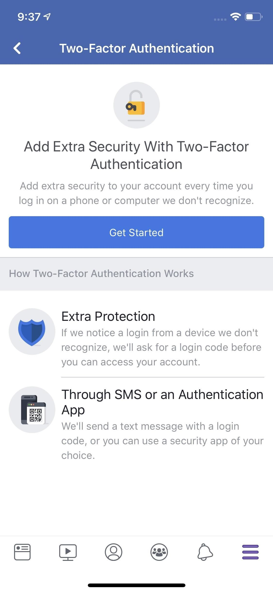 How to Secure Your Facebook Account Using 2FA — Without