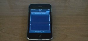 Unlock iPhone 3G & 3GS on 3.1.2 using Blacksn0w